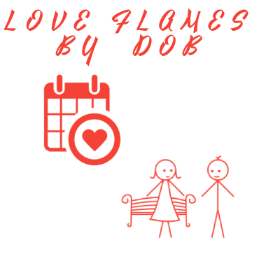 Love Flames By Date Of Birth